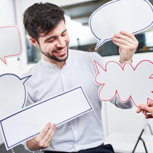 Kommunikation für Leitungen
