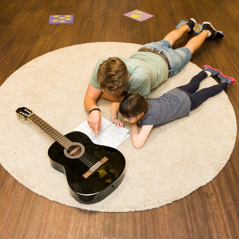 Stepke Akademie: Anfänger-Workshop Gitarre leicht lernen