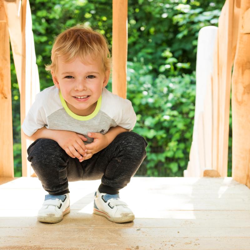 Kinder in Bewegung - drinnen und draußen (U3)