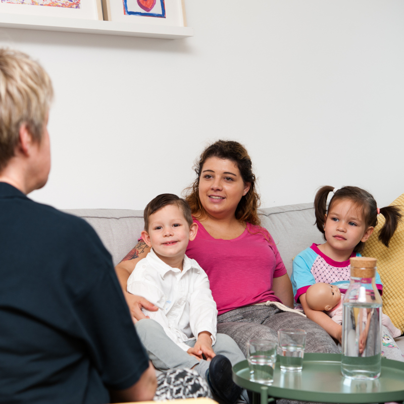 Mit Eltern über sensible Themen reden
