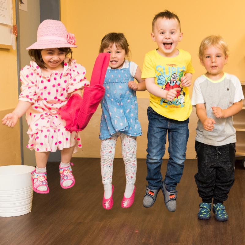 Stepke Akademie: Tagesablauf, der Spaß macht