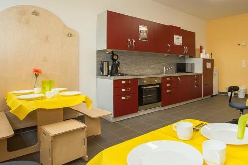 Kinderküche KiTa Löwenherz