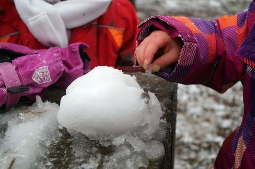 Tal-Strolche Schnee
