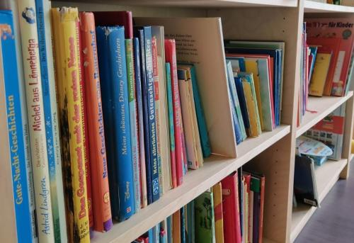 Zaunkönige Bücherei
