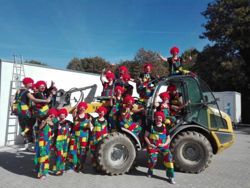 zaunkoenige-team-clowns